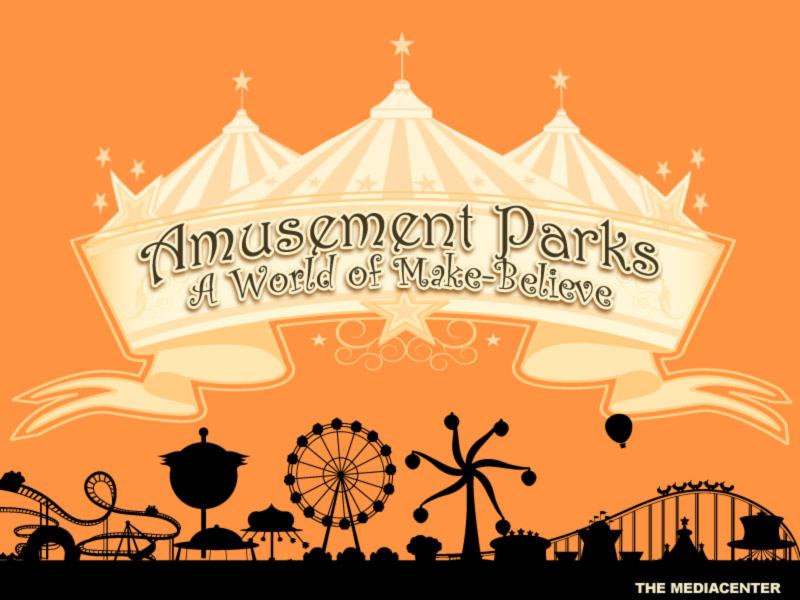 amusement parks  powerpoint presentation